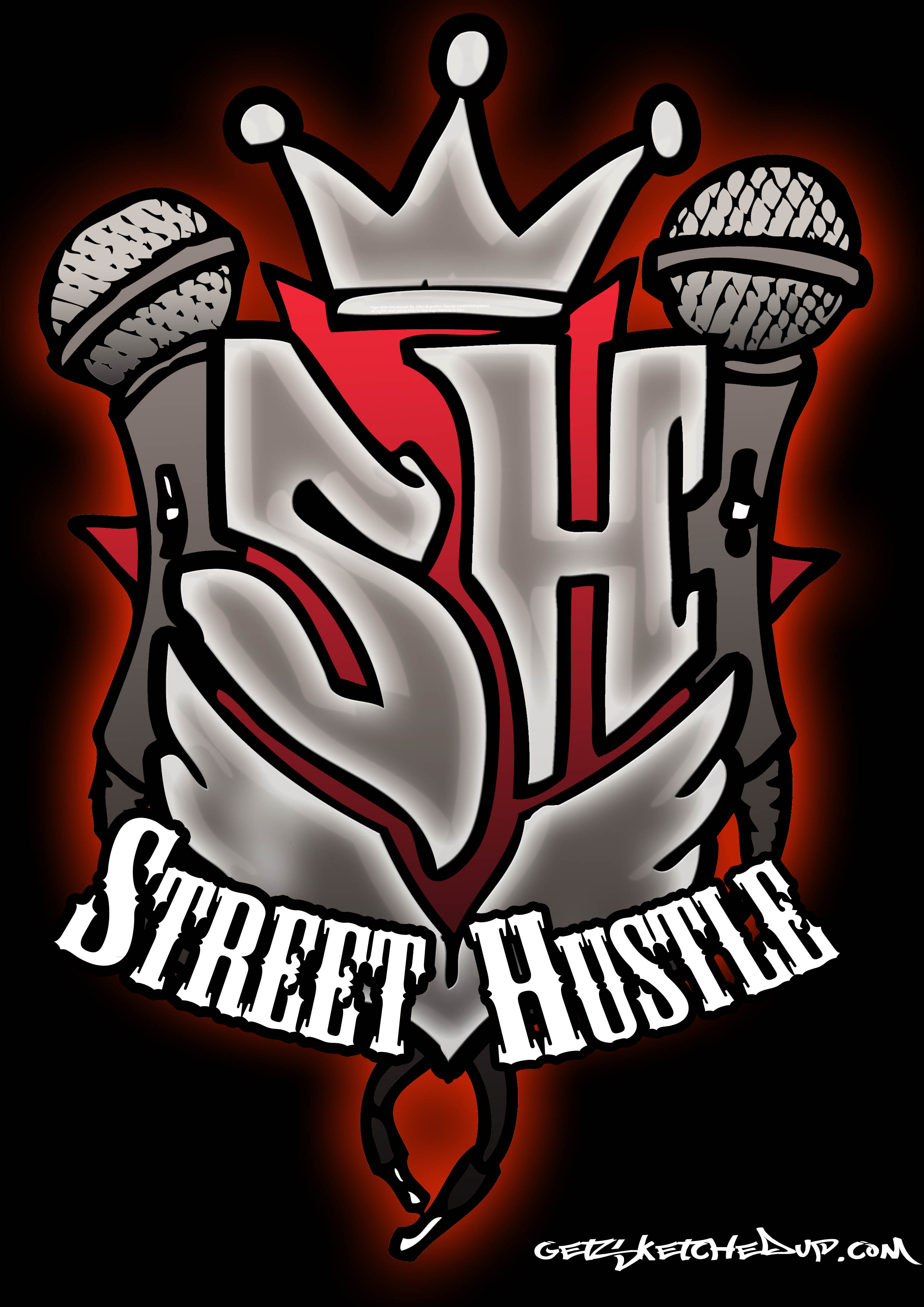 The team representative street hustle and coming rap group